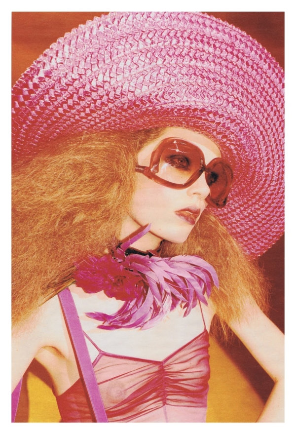marc jacobs S/S2011 ad campaign