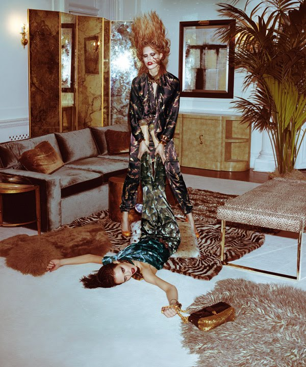 Lanvin Spring Summer 2011 Ad Campaign