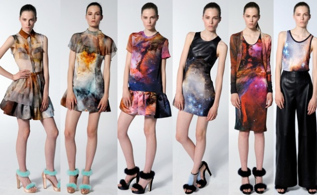 Christopher Kane Celestial Collection
