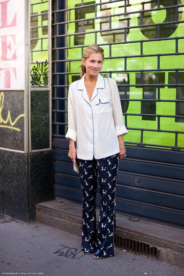 pajama style pants