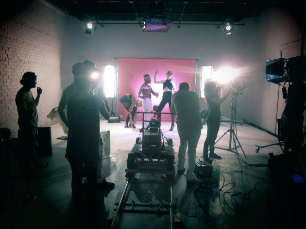 Jogyo B-Roll Rude Boy music video I Love You Nonetheless