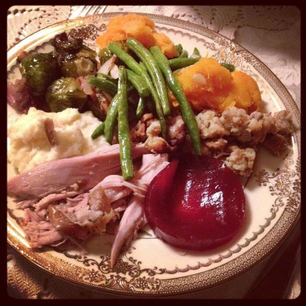 Happy Thanksgiving! I Love You Nonetheless