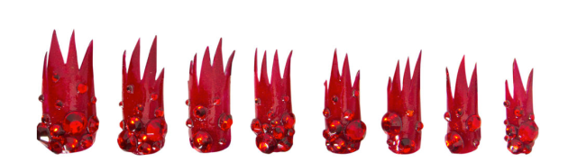 Lady Gaga Limited Edition Nails for Barney's New York